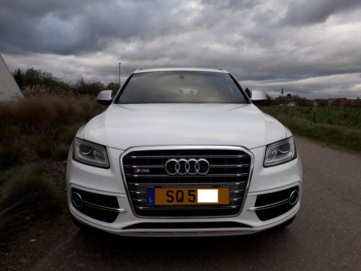 Audi SQ5 3.0 Bi-Tdi COMPETITION 326 cv BLANC IBIS - 7