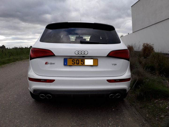 Audi SQ5 3.0 Bi-Tdi COMPETITION 326 cv BLANC IBIS - 8