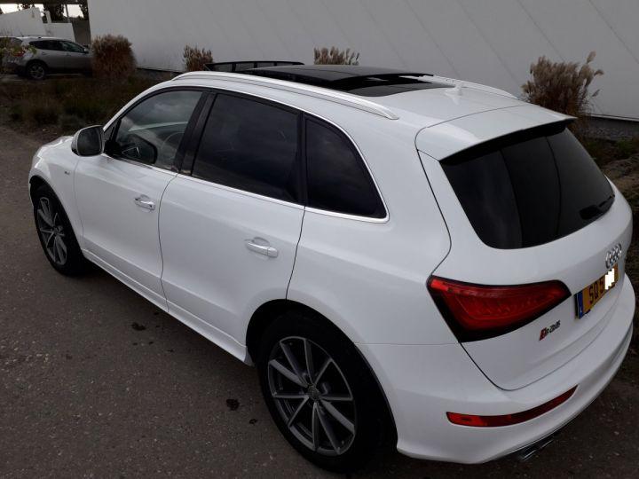 Audi SQ5 3.0 Bi-Tdi COMPETITION 326 cv BLANC IBIS - 10