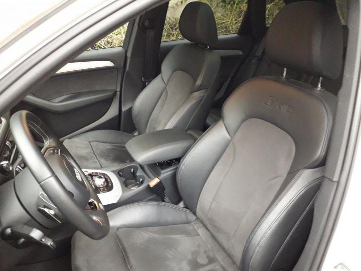 Audi SQ5 3.0 Bi-Tdi COMPETITION 326 cv BLANC IBIS - 13