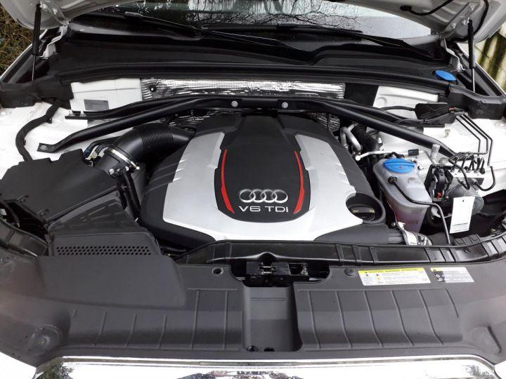 Audi SQ5 3.0 Bi-Tdi COMPETITION 326 cv BLANC IBIS - 16