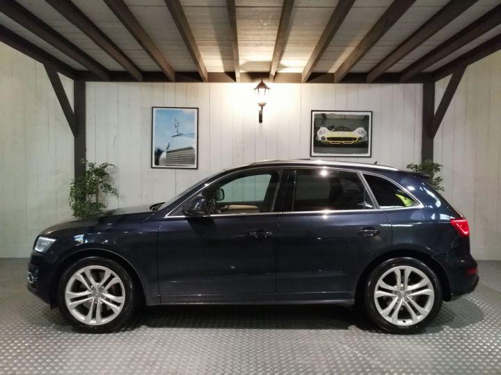 Audi SQ5 3.0 BITDI 313 CV QUATTRO BVA Bleu - 1