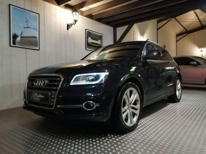 Audi SQ5 3.0 BITDI 313 CV QUATTRO BVA Bleu - 2