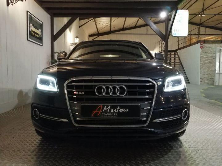 Audi SQ5 3.0 BITDI 313 CV QUATTRO BVA Bleu - 3