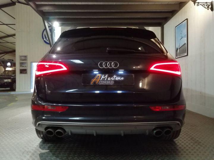 Audi SQ5 3.0 BITDI 313 CV QUATTRO BVA Bleu - 4