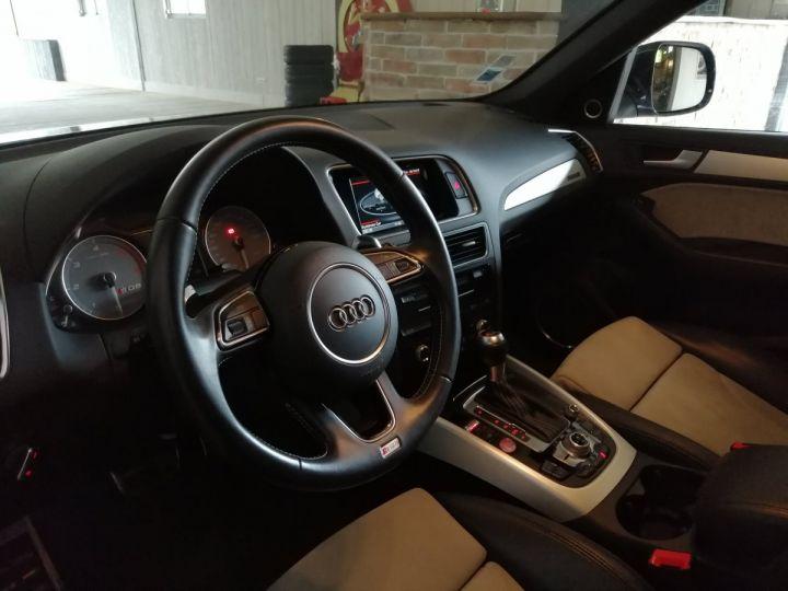 Audi SQ5 3.0 BITDI 313 CV QUATTRO BVA Bleu - 5