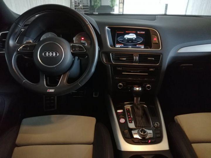 Audi SQ5 3.0 BITDI 313 CV QUATTRO BVA Bleu - 6