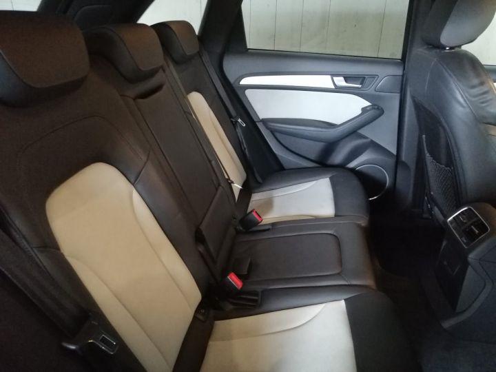 Audi SQ5 3.0 BITDI 313 CV QUATTRO BVA Bleu - 8