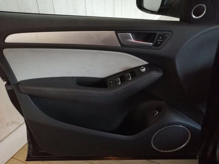 Audi SQ5 3.0 BITDI 313 CV QUATTRO BVA Bleu - 9
