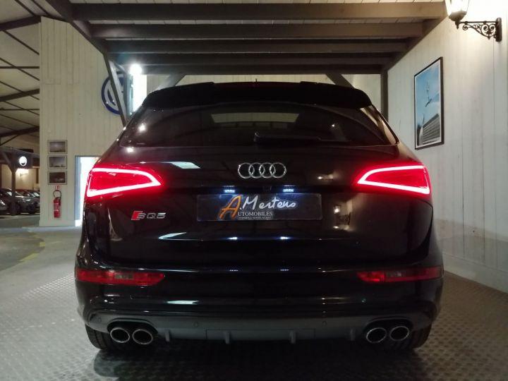 Audi SQ5 3.0 BITDI 313 CV QUATTRO BVA Noir - 4