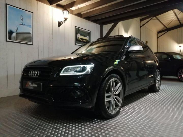 Audi SQ5 3.0 BITDI 313 CV QUATTRO BVA Noir - 2
