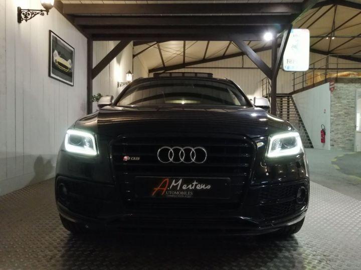 Audi SQ5 3.0 BITDI 313 CV QUATTRO BVA Noir - 3