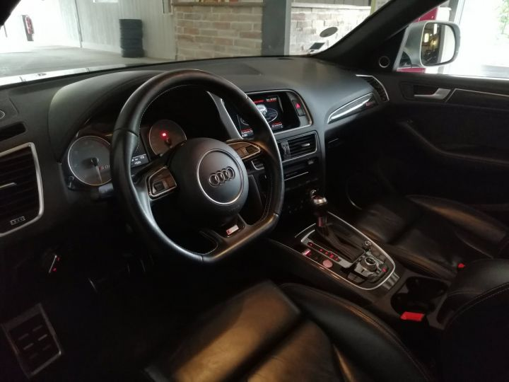 Audi SQ5 3.0 BITDI 313 CV QUATTRO BVA Noir - 5