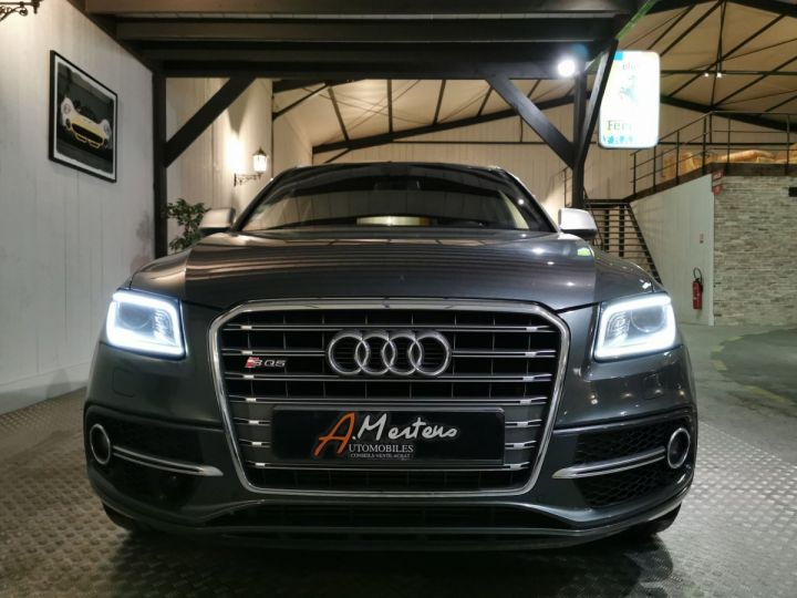 Audi SQ5 3.0 BITDI 313 CV QUATTRO BVA Gris - 3