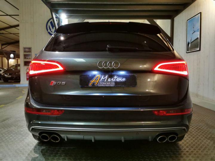 Audi SQ5 3.0 BITDI 313 CV QUATTRO BVA Gris - 4