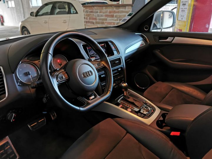 Audi SQ5 3.0 BITDI 313 CV QUATTRO BVA Gris - 5