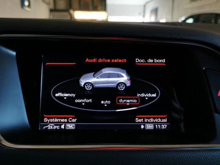 Audi SQ5 3.0 BITDI 313 CV QUATTRO BVA Gris - 12