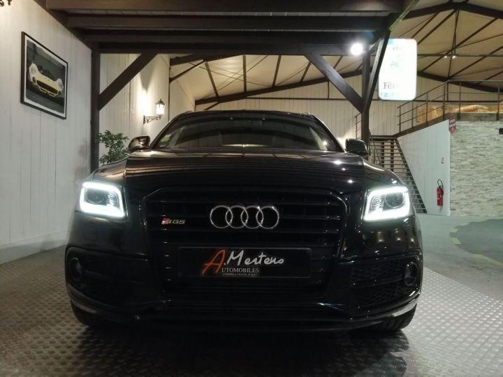 Audi SQ5 3.0 BITDI 326 CV QUATTRO BVA Noir - 3