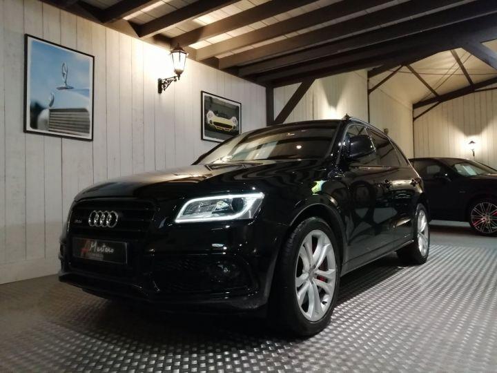 Audi SQ5 3.0 BITDI 326 CV QUATTRO BVA Noir - 2