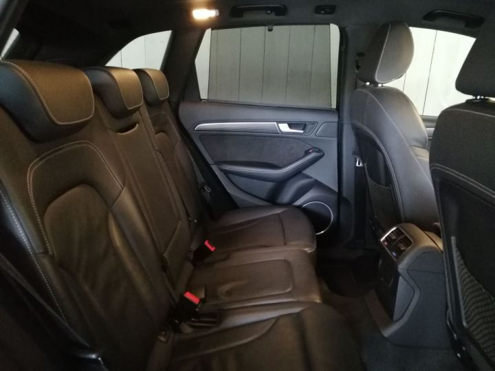 Audi SQ5 3.0 BITDI 326 CV QUATTRO BVA Noir - 7