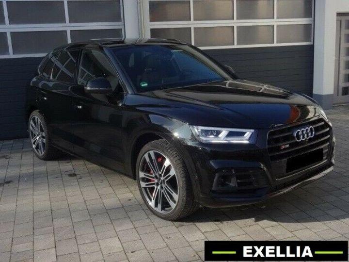 Audi SQ5 3.0 TDI  NOIR PEINTURE METALISE  Occasion - 12