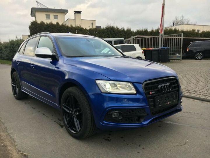 Audi SQ5 3.0 TDI competition quattro Bleu - 2