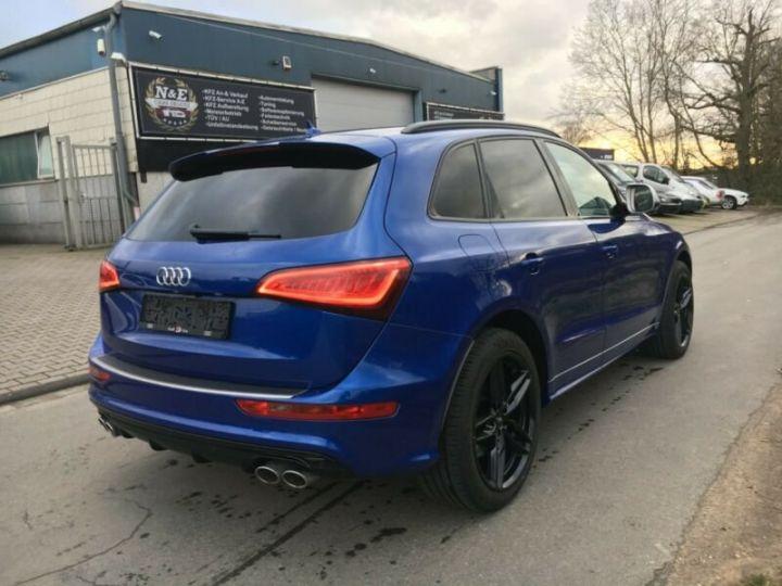 Audi SQ5 3.0 TDI competition quattro Bleu - 3