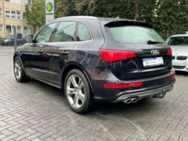Audi SQ5 3.0 TDI competition quattro Noir métallisée  - 2