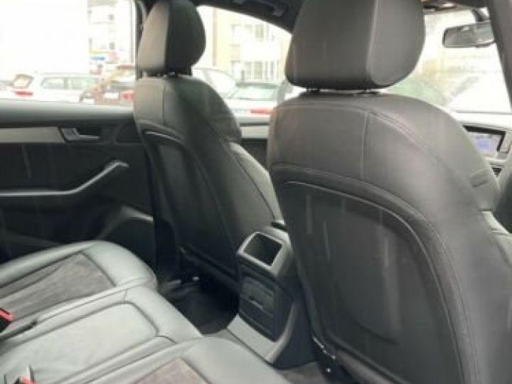 Audi SQ5 3.0 TDI competition quattro Noir métallisée  - 7