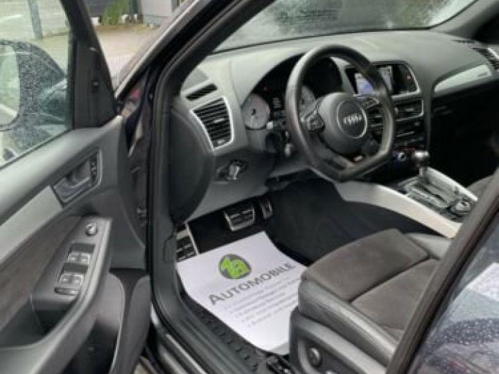 Audi SQ5 3.0 TDI competition quattro Noir métallisée  - 8