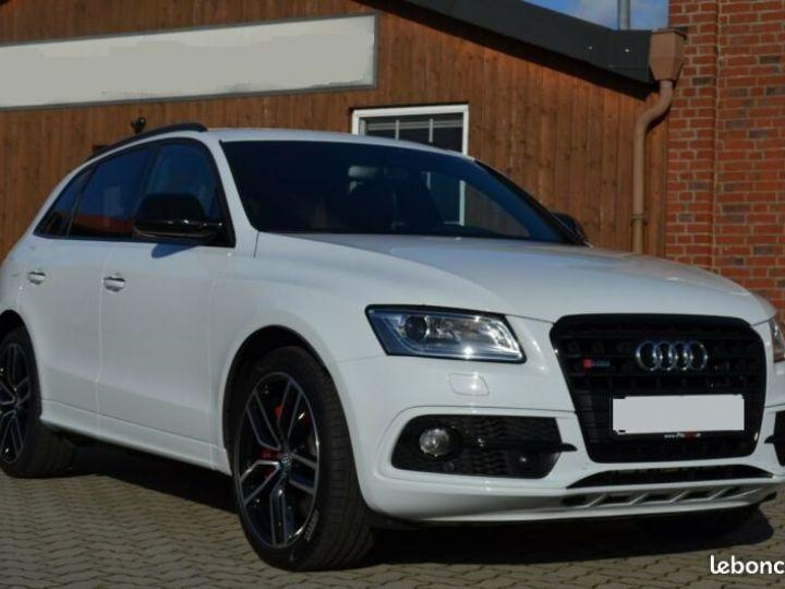 Audi SQ5 3.0 TDI PLUS, B & O, 21 , Pano, ACC, AHK, FULL Blanc - 1