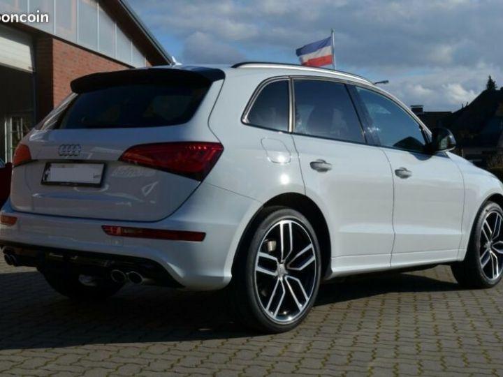 Audi SQ5 3.0 TDI PLUS, B & O, 21 , Pano, ACC, AHK, FULL Blanc - 2