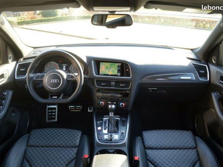 Audi SQ5 3.0 TDI PLUS, B & O, 21 , Pano, ACC, AHK, FULL Blanc - 4