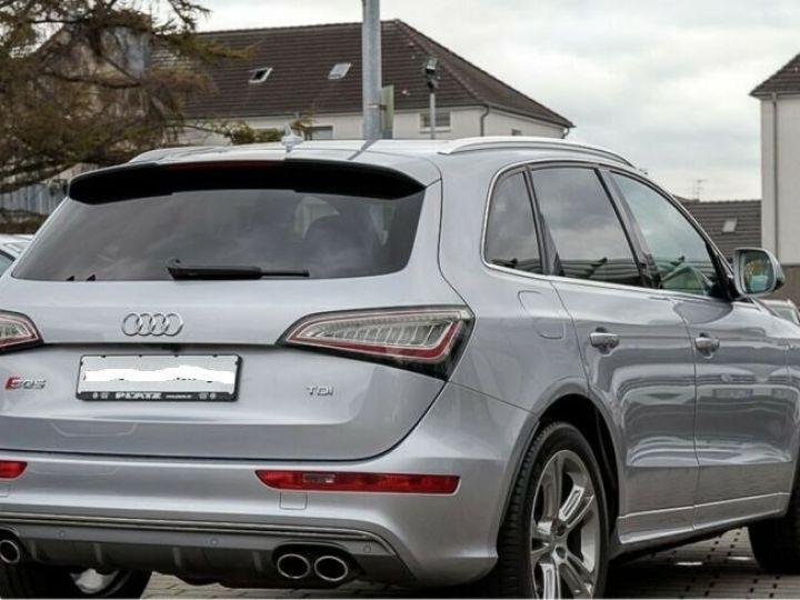 Audi SQ5 # 3.0 TDI Q Competition, Toit Pano #1ere Main # Argenté Peinture métallisée - 2