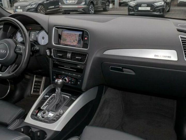 Audi SQ5 # 3.0 TDI Q Competition, Toit Pano #1ere Main # Argenté Peinture métallisée - 4