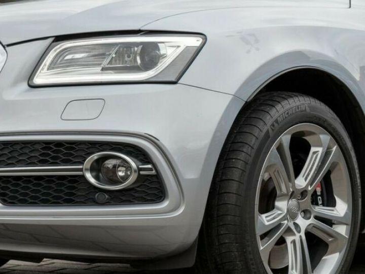Audi SQ5 # 3.0 TDI Q Competition, Toit Pano #1ere Main # Argenté Peinture métallisée - 6