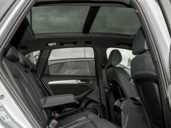Audi SQ5 # 3.0 TDI Q Competition, Toit Pano #1ere Main # Argenté Peinture métallisée - 7