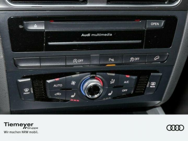 Audi SQ5 # 3.0 TDI Q Competition, Toit Pano #1ere Main # Argenté Peinture métallisée - 11