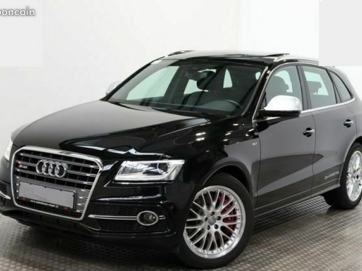 Audi SQ5  3.0 TDI qu BANG + O, KEYLESS, ACC, AHK Noir - 1