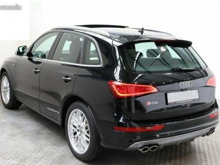 Audi SQ5  3.0 TDI qu BANG + O, KEYLESS, ACC, AHK Noir - 2