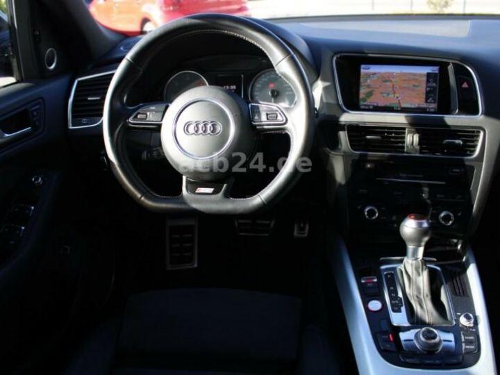 Audi SQ5  3.0 TDI Qu Competition,1ere Main Gris Peinture métallisée - 4