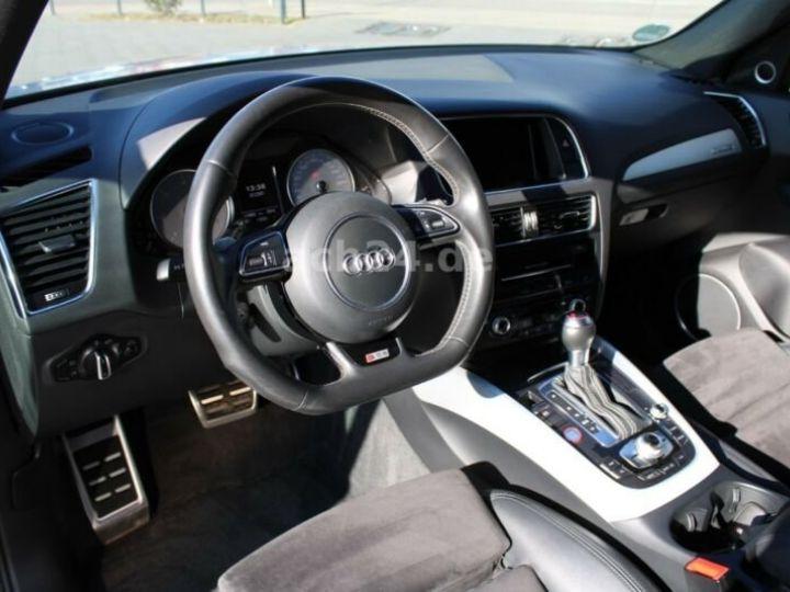 Audi SQ5  3.0 TDI Qu Competition,1ere Main Gris Peinture métallisée - 8