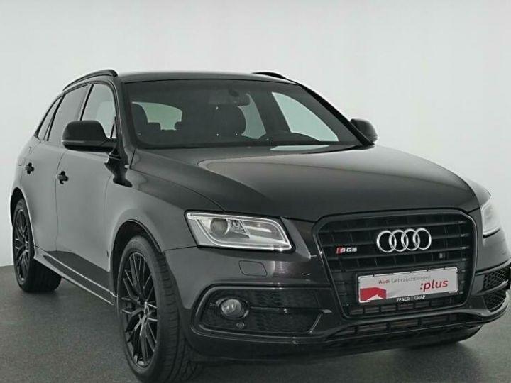 Audi SQ5  3.0 TDI qu Pano,Navi,Leder Gris Peinture métallisée - 2