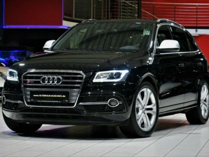 Audi SQ5 3.0 TDI quat Noir Peinture métallisée - 1