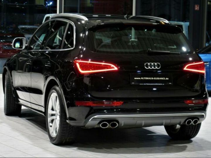 Audi SQ5 3.0 TDI quat Noir Peinture métallisée - 4