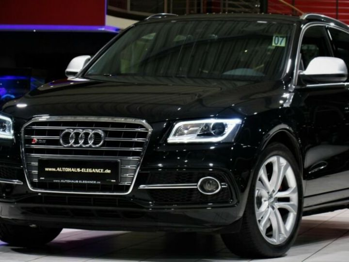 Audi SQ5 3.0 TDI quat Noir Peinture métallisée - 5