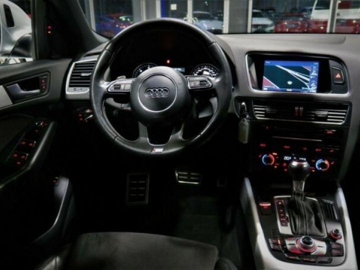 Audi SQ5 3.0 TDI quat Noir Peinture métallisée - 7