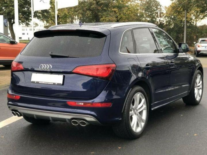 Audi SQ5 3.0 TDI QUATTRO  bleu nuit  - 2