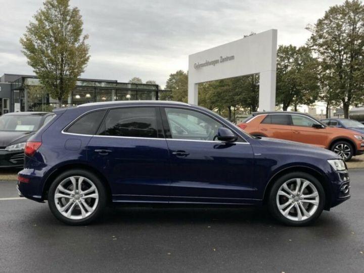 Audi SQ5 3.0 TDI QUATTRO  bleu nuit  - 3