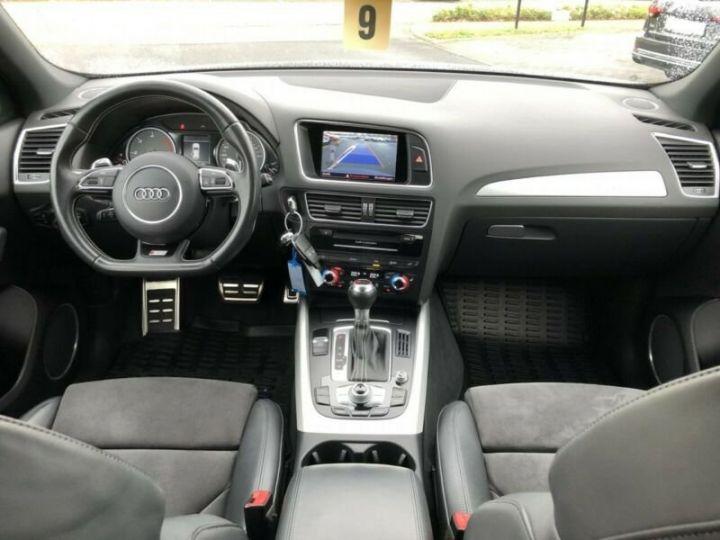 Audi SQ5 3.0 TDI QUATTRO  bleu nuit  - 6